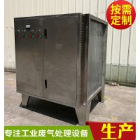 惠州有机废气处理设备UV光解净化器使用注意事项