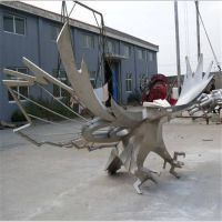 吉林省不锈钢雕塑价格/不锈钢雕塑厂家