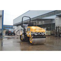 翔工2吨双钢轮座驾压路机 2吨全液压座驾压路机