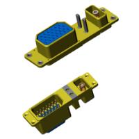 J16G3–MA67P1C/SMA–JK33 矩形连接器