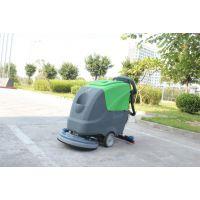 成都洗地机 手推式全自动洗地机诺乐X5A