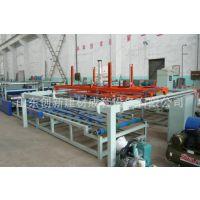 山东创新建材成套阻燃板生产流水线