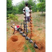小型手扶式桩芯取土机建筑工程重点必备使用的机械