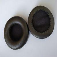 高周波热压皮耳套 蛋白质耳机皮套 车缝耳机罩 批量生产