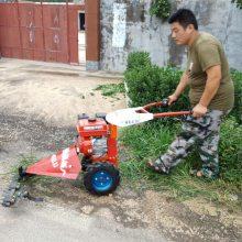 小型园林用剪草机 自走剪草机 富民牌