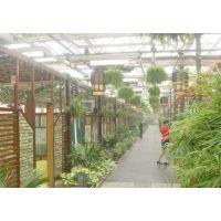 优质管板材 农兴智能温室生态餐厅 方便管理 节能环保