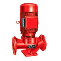 立式消防泵XBD10/45-125L-HY公寓消防泵