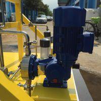 意大利SEKO赛高机械隔膜计量泵MSA系列电机驱动计量泵MS1A064A21/31/41