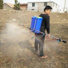厂家批发多喷头的农药喷雾机 支架样式的打药机 肩背的喷雾器