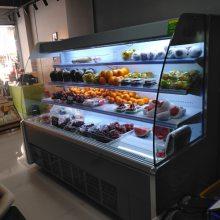 湖南一般定做水果风幕柜需要几天能到货