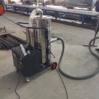 供应切削机吸尘器吸切削液碎屑用工业吸尘器威德尔吸尘机厂家
