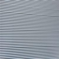 奔驰4S店专用铝镁锰墙面 825型圆波波纹板
