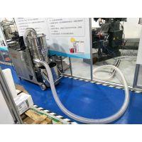 山西工业吸尘器 大同工厂铁屑吸尘设备 移动式吸尘机威德尔WX100/55