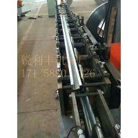 山东门框机械设备 防火阀门框机设备厂家