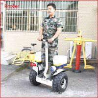 贴牌生产/两轮越野款思维车/双轮平衡车/巡逻安防代步