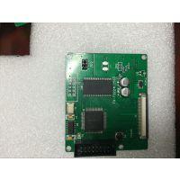 提供各种LCD控制+触控解决方案