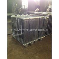 供应高至涂装烤漆设备 钢管绕片式空气散热器 烘干生产线蒸汽热交换器