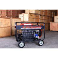 铁路施工300A便携式自发电汽油焊机多少钱