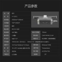 广告打印设备亚克力PVC板材uv印刷机 金属面打印机那家好