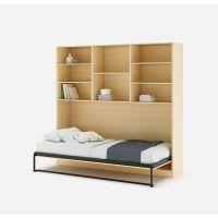 隐形床一件代发侧翻普通款 智节隐形床家具