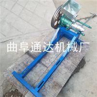 特价热销 小型40型江米棍机 粗粮五谷膨化机 架势多功能膨化机 通达