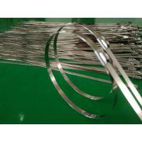 东莞批发不锈钢扎带 自锁紧固 使用便捷 温州拓森厂家 大量库存