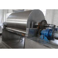 常州天泽直销HG系列滚筒刮板干燥机 粘性物料烘干设备