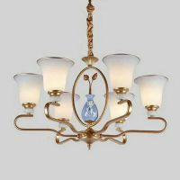 节能吊灯多种颜色客厅吊灯 无锡灯饰公司促销灯具定制