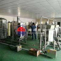 广州南洋企业全自动10头奶茶果汁饮料自动灌装机械规格齐全