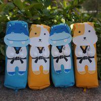 优魄跆拳道小礼品周边礼品儿童跆拳道笔袋简约可爱帆布袋铅笔盒
