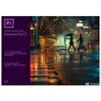 新年正版供应视频编辑剪辑软件Adobe PremiereCC2018(Pr)