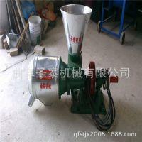 热销新型磨面机 立式原粮磨面机 锥形磨面机