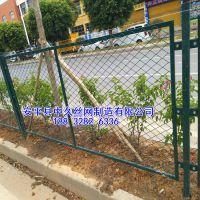 钢板防眩网小区围栏网 三角折弯护栏防眩护栏网