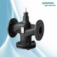 西门子电控调节阀VVF42.65-50西门子比例调节阀