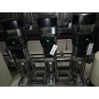 供应北京无负压供水泵业维修保养