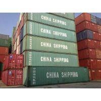 提供【东莞到上海杨浦海运装瓷砖装几多吨一个小柜门到门全程运输海运费几多钱】