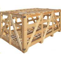 上海松江实木木箱、熏蒸出口、出口托盘、国内花格箱