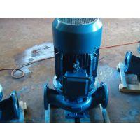 5.5kw管道泵ISG40-100I自动增压管道泵ISG40-100IA