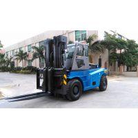 华南重工叉车,加强型12吨叉车高配置超载能力强