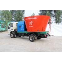 供应车载立式饲料搅拌机,甘肃宾利达
