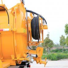 港口区能上蓝牌的清洗吸污车是几吨的