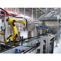 北京涂胶机器人 深隆STT1012 自动涂胶机 涂胶机器人 玻璃涂胶机器人 全自动玻璃涂胶生产线