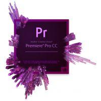 正版供应Adobe PremiereCC图文视频编辑制作软件(Pr)