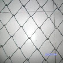 铁丝勾花网 勾花网计算 球场围网生产