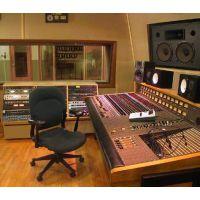 录音棚隔音吸音