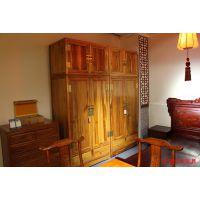 湖南义祥家具供应 樟木衣柜 多门衣柜 卧室家具 可定制 品质保证