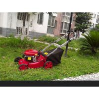 手推式草坪修剪机 大面积草坪除草机 适用于青草打草