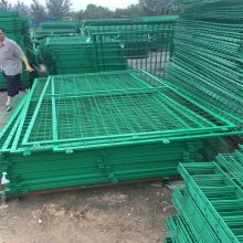 小区护栏网 高铁护栏网价格 建筑工地围栏网价格