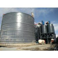 钢板仓 粉煤灰储存库安装设计专业山东正阳钢板仓工程公司
