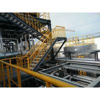 山东化工行业钢结构平台加工制作选三维钢构